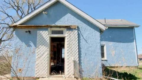 The Blues House Baby cover photo