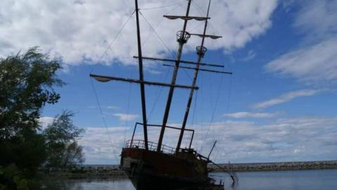 Le Grande Hermine Ghost Ship cover photo