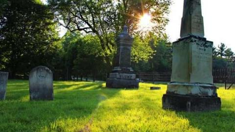 Lenington Pioneer Cemetery cover photo