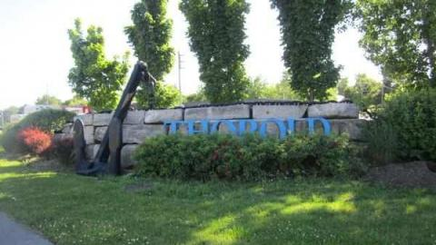 First and Second Welland Canal cover photo