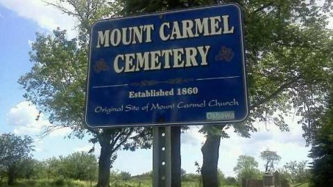 Mount Carmel Cemetery cover photo