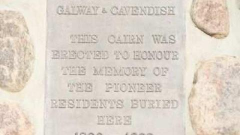 Galway Cavendish Pioneer Cemeter cover photo