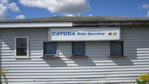 Cayuga Speedway cover photo