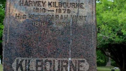 Kilbourne Pioneer Cemetery cover photo