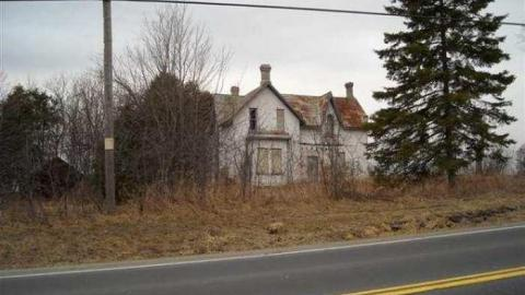 Dufferin St. House (Snowball) cover photo