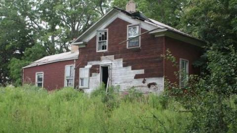 Abandoned Farm House cover photo