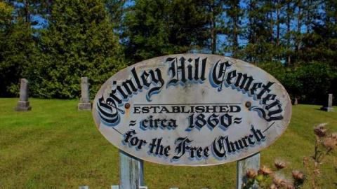 Grinley Hill Pioneer Cemetery cover photo