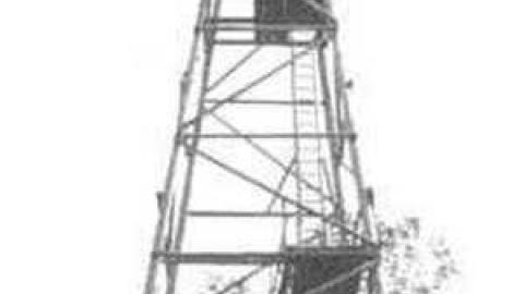 Early 1920s Fire Tower Lookouts cover photo