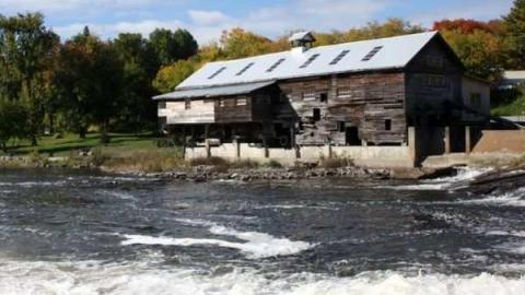 Austin Saw Mill in Kinmount cover photo