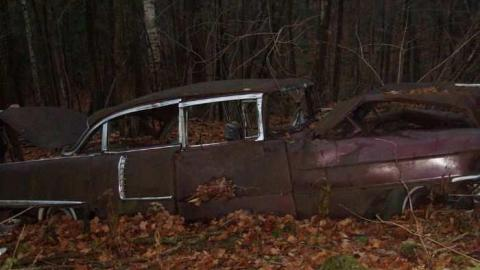 Abandoned Cadillac  cover photo